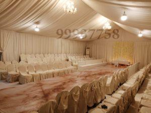 تجهيز حفل الزفاف بالكويت